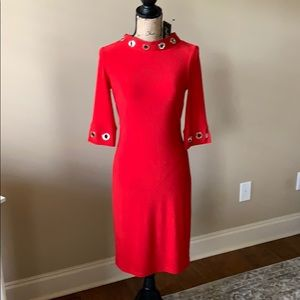 ✨NWT✨ Joseph Ribkoff  Embellished 3/4 Sleeve Dress